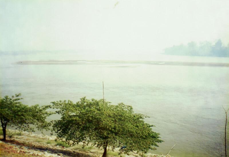 ラオスベトナム中国ゴールデントライアングル