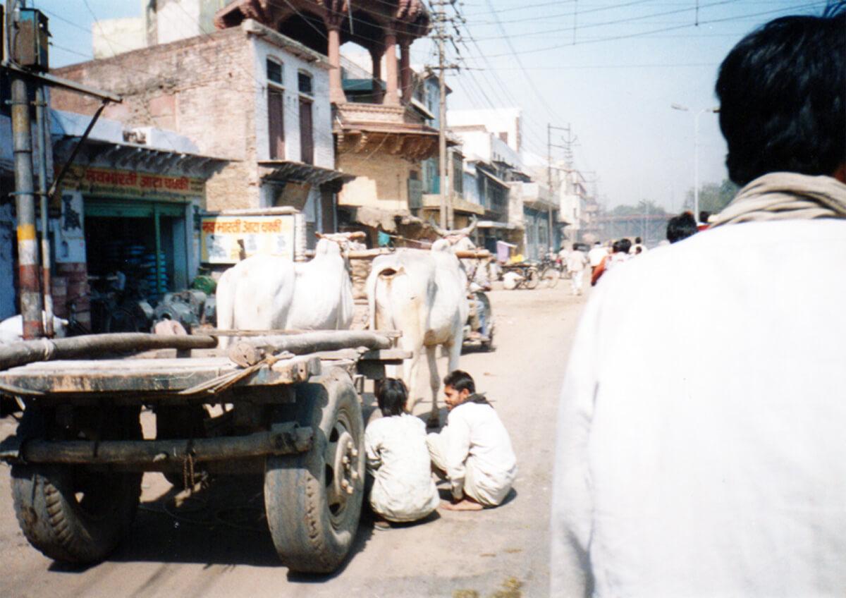 誰にもたよらずインドで単独ホームステイする方法とその結果【1990年代の話】