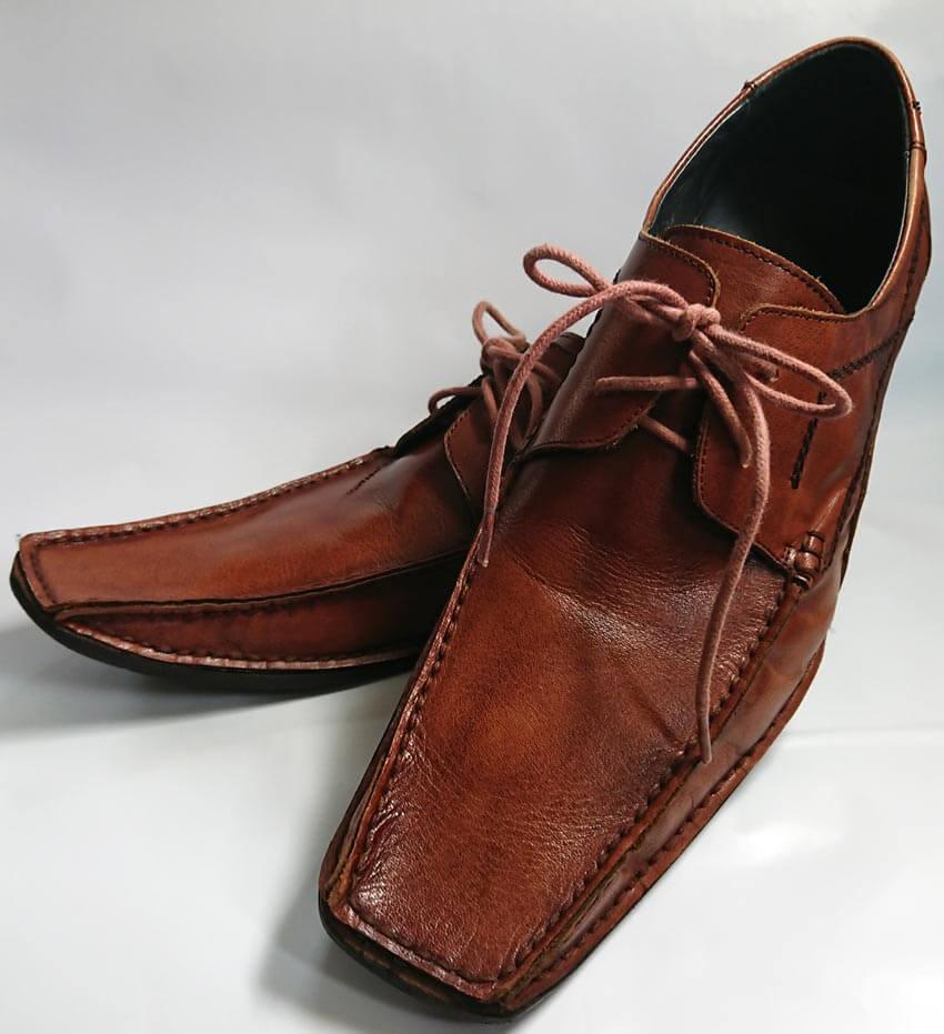 タイの革靴ってどうなんじゃろ?格安・頑丈【体験談】まとめ